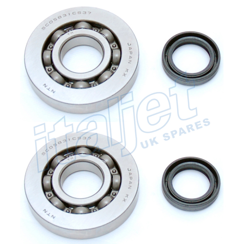 Crank Bearing & Seal Kit