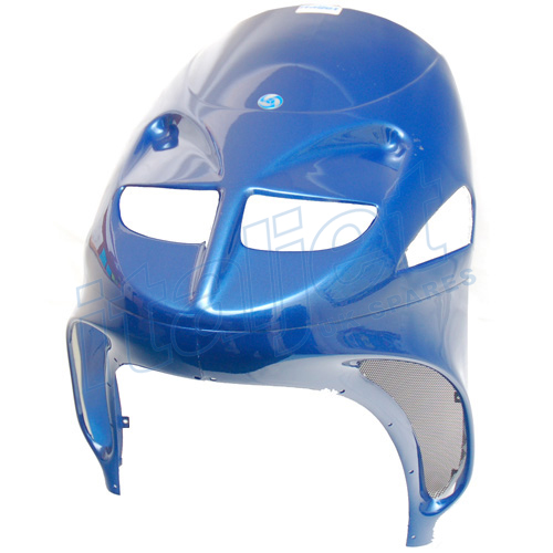Front Shield Air Blue