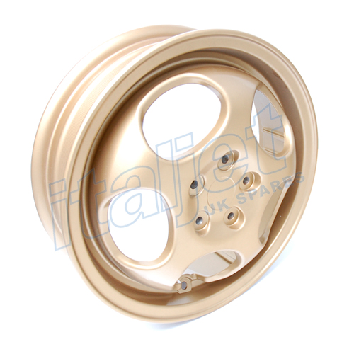 Front Wheel Gold
