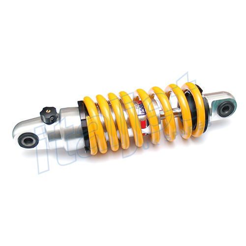Front Shock Pro-Tech Yellow 125/180