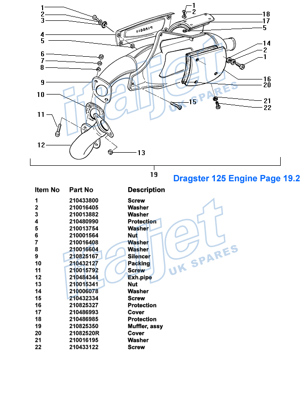 Exhaust Silencer Catalytic