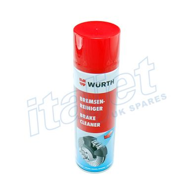 Brake/Carb Cleaner Wurth
