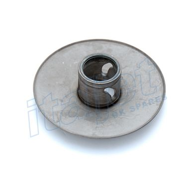 Clutch Pulley Half Front
