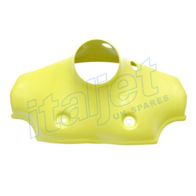 Lower Instrument Panel Yellow