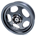 Rear Wheel Black LC
