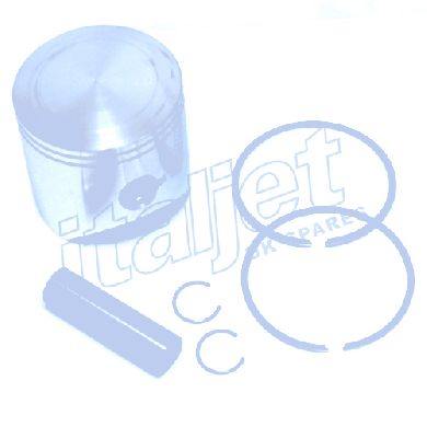 Malossi 172cc Piston Kit