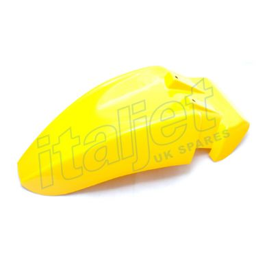 Front Mudguard Yellow
