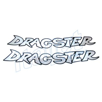 Graffiti Dragster Decals