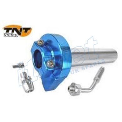 TNT Quick Action Throttle Assy Blue