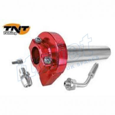 TNT Quick Action Throttle Assy Red